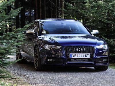 gebraucht Audi A5 S5 Sportwagen / Coupé