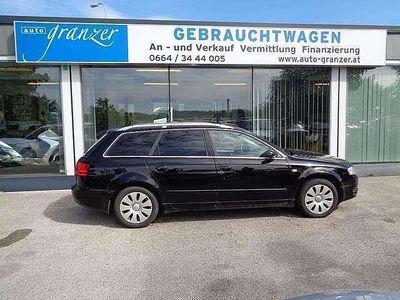 gebraucht Audi A4 Avant 2,0 TDI DPF Kombi / Family Van