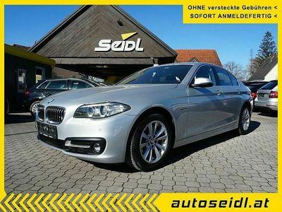 gebraucht BMW 518 d Aut. Limousine *NAVI*