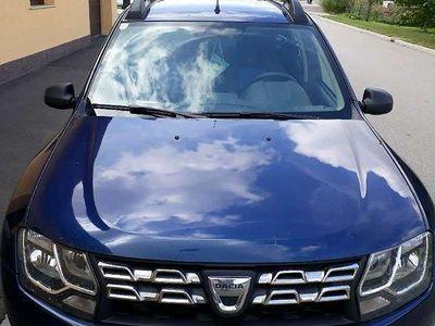 gebraucht Dacia Duster 1,5 Diesel 90 PS 2WD kein Allrad SUV / Geländewagen,