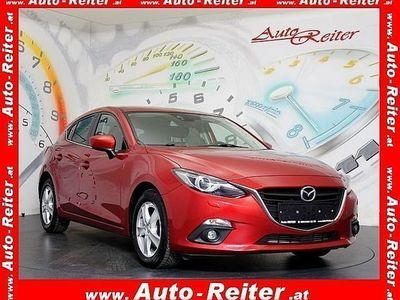 used Mazda 3 Sport CD150 Attraction *XENON, NAVI!*