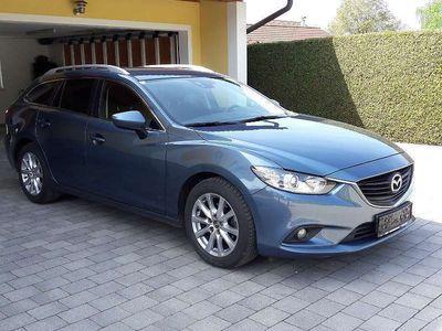 gebraucht Mazda 6 2.2 Diesel 150 PS Kombi / Family Van