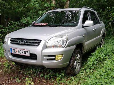 gebraucht Kia Sportage Motion 2,0 CRDi 4WD