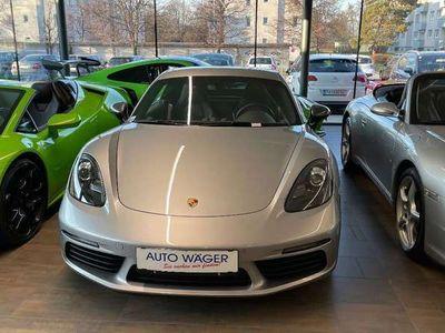 gebraucht Porsche 718 Cayman DSG