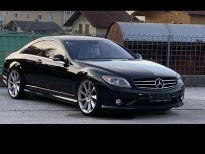 gebraucht Mercedes CL500 Auto. AMG