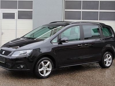 used Seat Alhambra 2,0 TDI CR 4WD DPF *Topzustand* Kombi / Family Van,