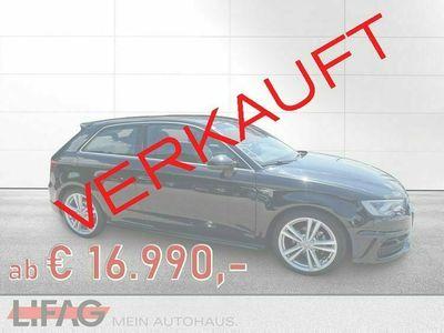 gebraucht Audi A3 Ambition 2,0 TDI *S-LINE ab € 16.990,-*