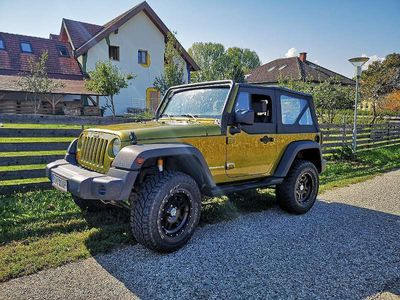 used Jeep Wrangler Sport 2,8 CRD Softtop