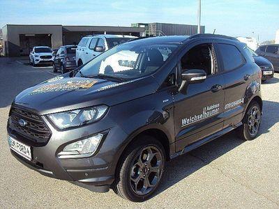 gebraucht Ford Ecosport 1,0 EcoBoost ST-Line SUV / Geländewagen,