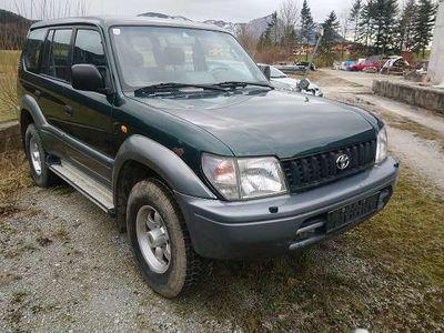 gebraucht Toyota Land Cruiser Land Cruiser3,0 VX TDE Aut. SUV / Geländewagen