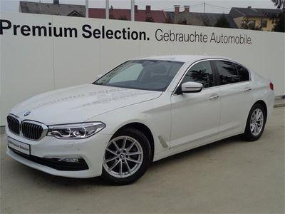 used BMW 520 5er-Reihe d Limousine,