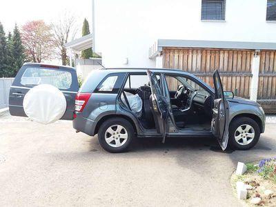 gebraucht Suzuki Grand Vitara Vitara1,9 DDiS L3++ SUV / Geländewagen