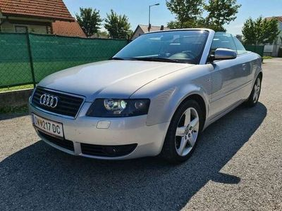 gebraucht Audi A4 Cabriolet 3,0 Multitronic