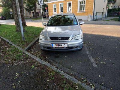 gebraucht Opel Astra 1.6 Limousine