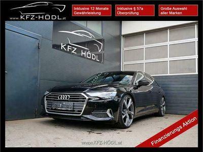 gebraucht Audi A6 Avant 40 TDI Sport