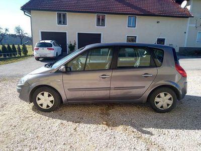 gebraucht Renault Scénic II Extreme 1,6 16V Kombi / Family Van