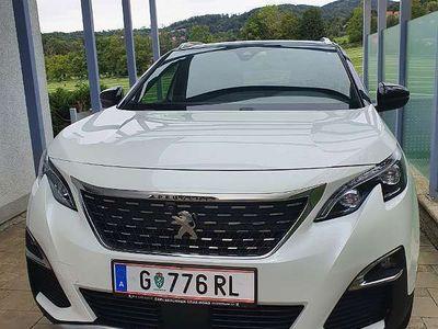 gebraucht Peugeot 3008 3008GT Line 1.2 PureTech 130 S&S EAT6 SUV / Geländewagen