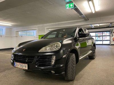 gebraucht Porsche Cayenne S 4,8 V8 Tiptronic SUV / Geländewagen