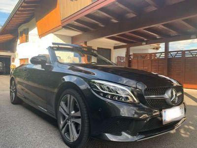 gebraucht Mercedes C200 Cabrio