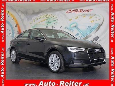 gebraucht Audi A3 1,6 TDI design *NP: ~€ 37.250,-* *TEILLEDER, LED,