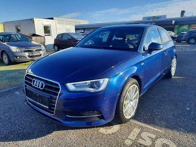 gebraucht Audi A3 S-LINE Klein-/ Kompaktwagen