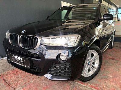 gebraucht BMW X3 xDrive 20d Ö-Paket Aut. / M-Paket / Standheiz. SUV / Geländewagen