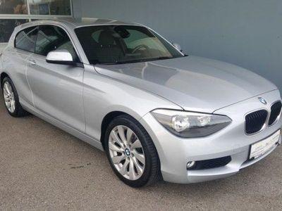 used BMW 125 i Oesterr.-Paket Aut. +Leder