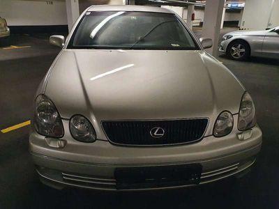gebraucht Lexus GS300 Limousine