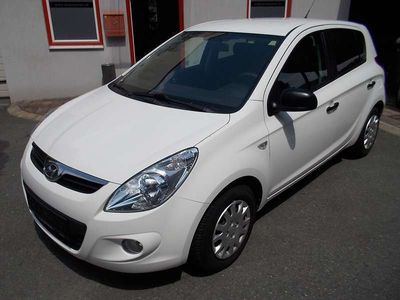 used Hyundai i20 1,25 Life Klein-/ Kompaktwagen,