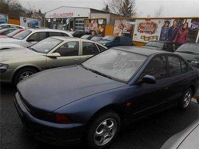 gebraucht Mitsubishi Galant 2,0 GLS SD Limousine