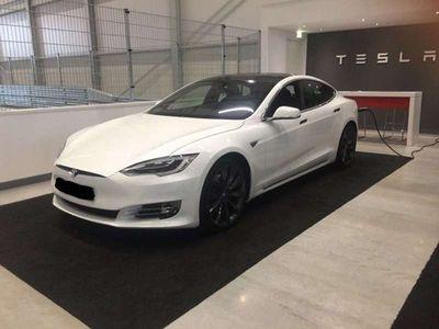 gebraucht Tesla Model S P90D - Vollausstattung, Garantie Limousine