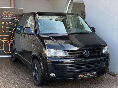 gebraucht VW Multivan T5Startline 2,0 TDI DSG * 6 Sitzer *