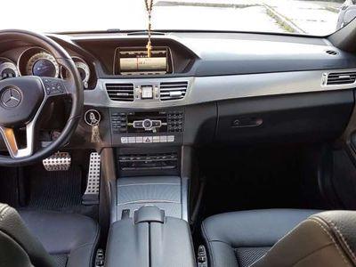 """brugt Mercedes E300 E-KlasseBLUETEC """"AVANTGARDE"""" -W 212 Facelift Limousine,"""