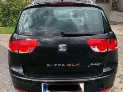 gebraucht Seat Altea XL Reference 1,9 TDi DPF 4WD