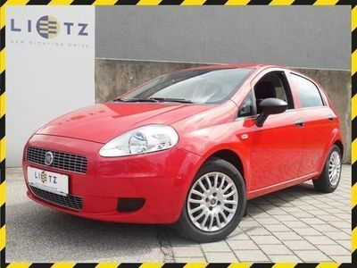 gebraucht Fiat Grande Punto 1,2 Actual Limousine