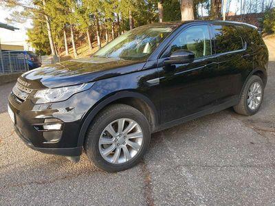 gebraucht Land Rover Discovery Sport 2,0 TD4 Pure SUV / Geländewagen,