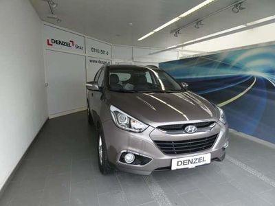 gebraucht Hyundai ix35 1,7 CRDi GO SUV / Geländewagen