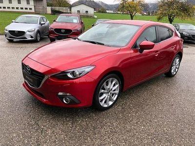 gebraucht Mazda 3 Sport CD150 Revolution +Navi