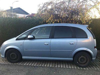 gebraucht Opel Meriva 1,7 Cosmo CDTI Kombi / Family Van