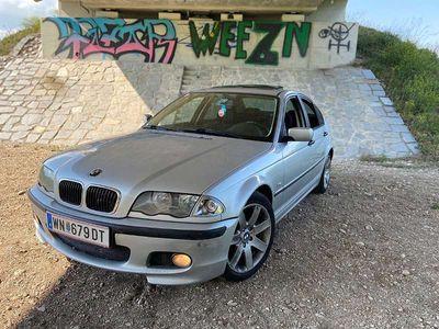 gebraucht BMW 320 3er-Reihe d Limousine