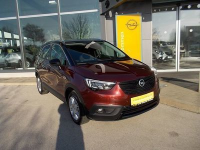 gebraucht Opel Crossland X 1,2 Turbo Direct Injection Ultimate St./St.