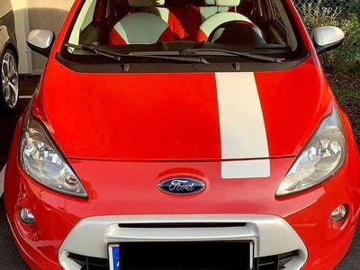 gebraucht Ford Ka 1,2l Individual GP Klein-/ Kompaktwagen,