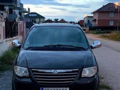 gebraucht Chrysler Grand Voyager Limited Stown Go CRD Aut.