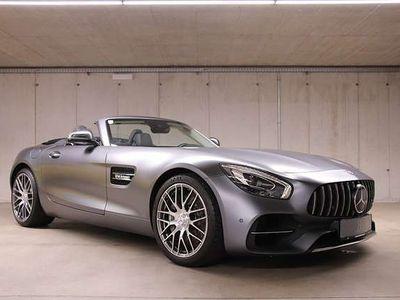 gebraucht Mercedes AMG GT Roadster *Ö-AUTO*Garantie*Service Neu* Cabrio / Roadster
