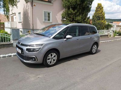 gebraucht Citroën C4 SpaceTourer Grand130 Pure Tech Feel Edition Kombi / Family Van