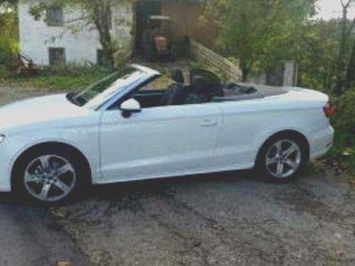 gebraucht Audi A3 Cabriolet 1,6 TDI sport