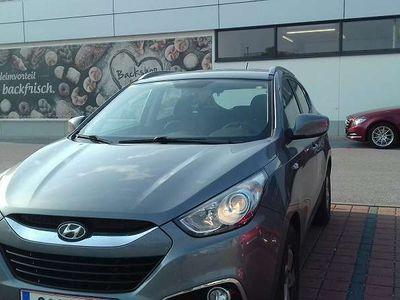 gebraucht Hyundai ix35 1700 CRD SUV / Geländewagen,