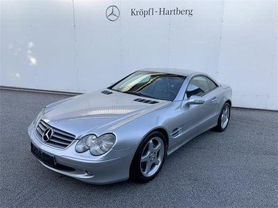 gebraucht Mercedes SL500 Roadster