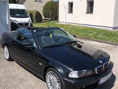 gebraucht BMW 318 Cabriolet 3er-Reihe Cabrio E46