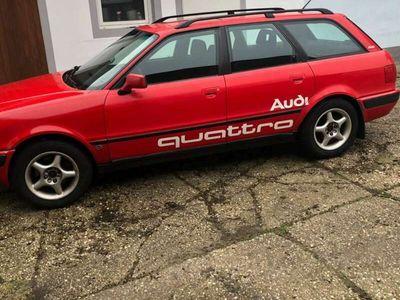 gebraucht Audi 80 Avant quattro 2,6 E V6